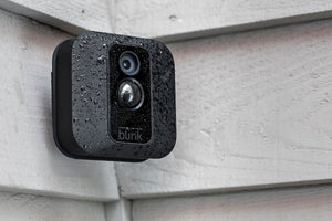 Blink - Add on XT Indoor/Outdoor Home Security Camera for Existing Blink Customer Systems - Black