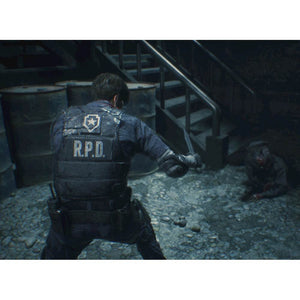 Resident Evil 2 Deluxe Edition - PlayStation 4
