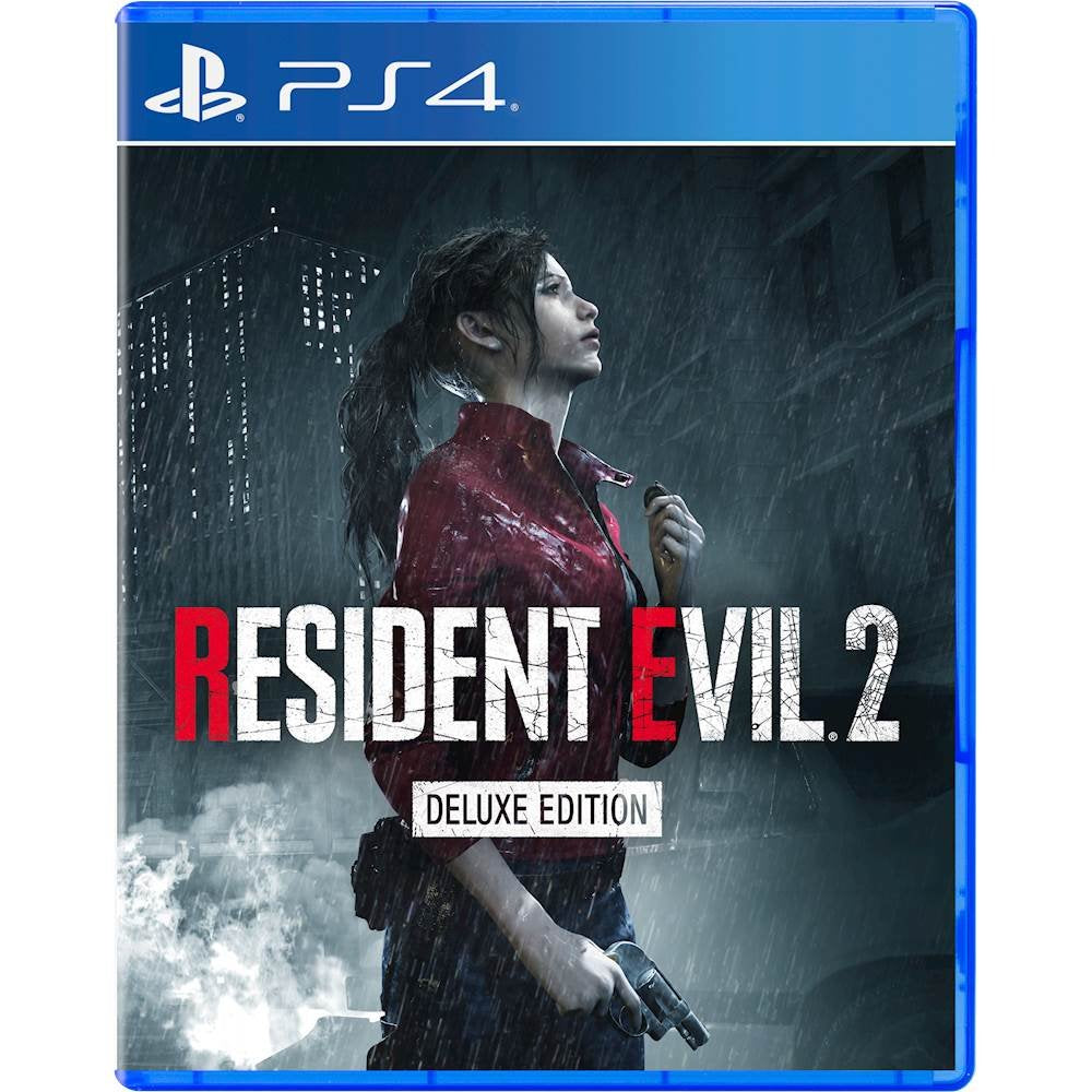 Resident Evil 2 Deluxe Edition Playstation 4 Idat