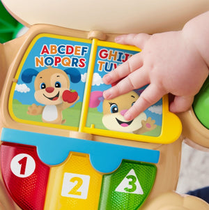Fisher-Price - Laugh & Learn Smart Stages Learn with Puppy Walker