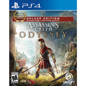 Assassin's Creed Odyssey Deluxe Edition - PlayStation 4 [Digital]