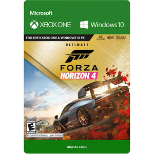 Forza Horizon 4 Ultimate Edition - Xbox One [Digital]