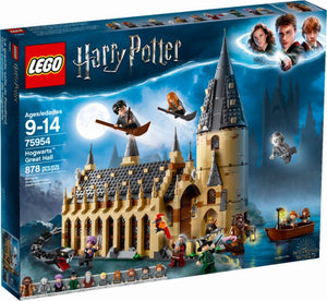 LEGO - Harry Potter Hogwarts Great Hall 75954