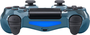 Sony - DualShock 4 Wireless Controller for Sony PlayStation 4 - Blue Camouflage