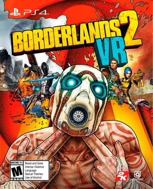 Sony - PlayStation VR Borderlands 2 VR and Beat Saber Bundle