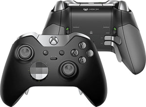 Microsoft - Xbox Elite Wireless Controller for Xbox One - Black