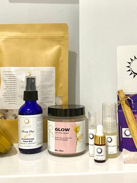 Aromatherapy Destress Kit