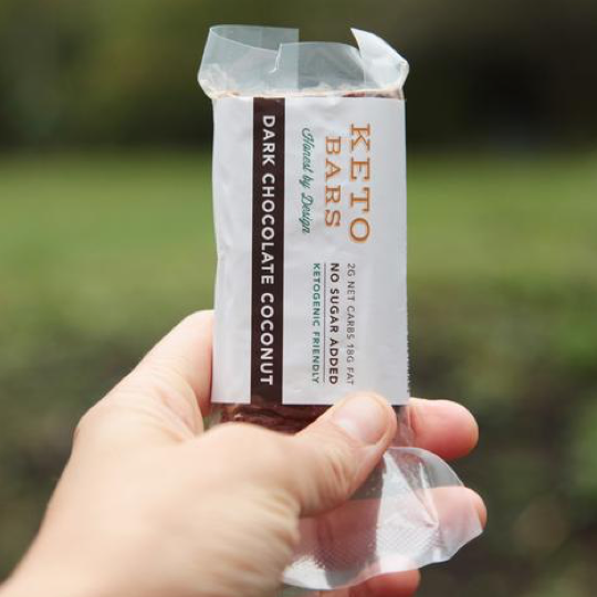 Keto Bars in Canada - Original Coconut Keto Bar