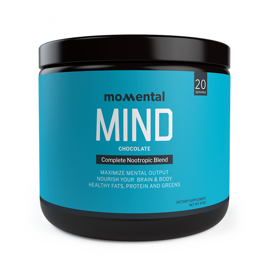 Momental Mind - Daily Greens + MCT + Collagen + Nootropics