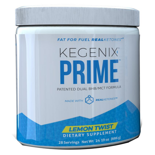 Kegenix PRIME 28 - Lemon Twist
