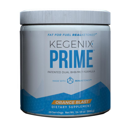 Kegenix PRIME 28 - Orange Blast
