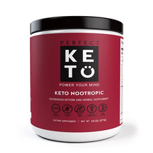 Keto Nootropic Perfect Keto Canada Label Front