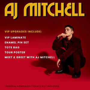 05.17.19 – CLEVELAND, OH – AJ MITCHELL VIP