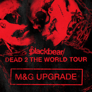 07.10.19 - Blackbear Meet & Greet - Prague, Czech Republic