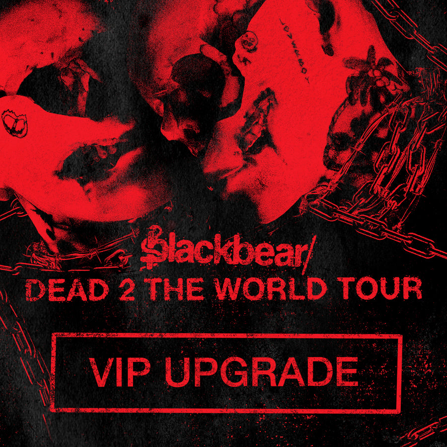 05.10.19 - Blackbear Early Entry VIP Upgrade - Warsaw, Poland
