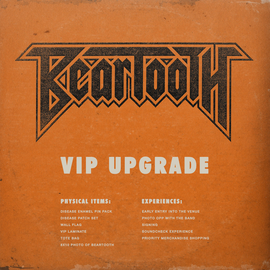10.01.18 - BEARTOOTH VIP - CHICAGO, IL
