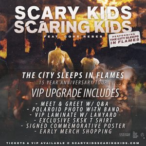 06.30.20 - Scary Kids Scaring Kids VIP Upgrade - Cleveland, OH