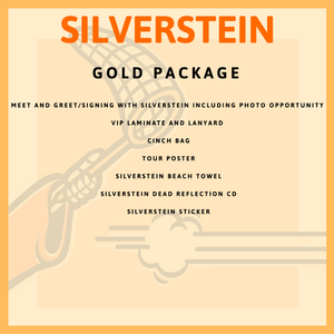 8 - FEB - SAN ANTONIO, TX - SILVERSTEIN GOLD PACKAGE