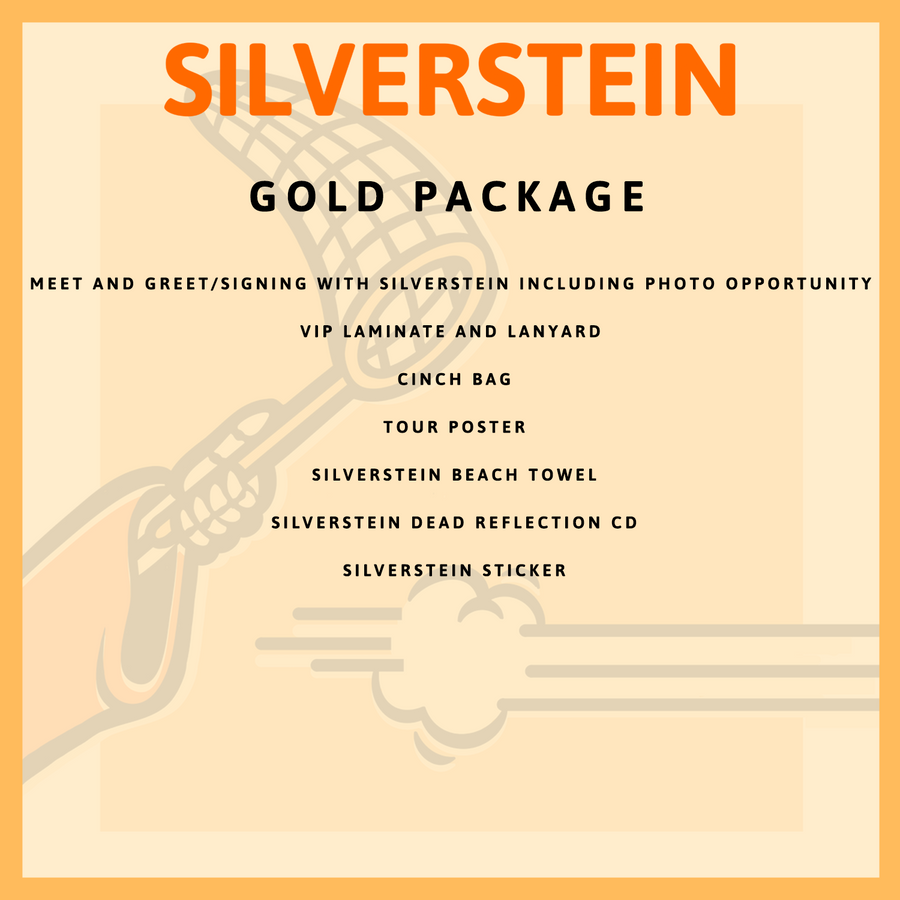 7 - FEB - LUBBOCK, TX - SILVERSTEIN GOLD PACKAGE