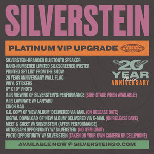 03.15.19 Silverstein VIP Upgrade - New Orleans, LA