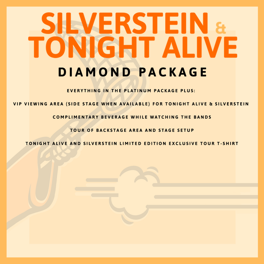 6 - FEB - ALBUQUERQUE, NM - DIAMOND PACKAGE
