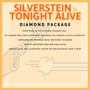 7 - FEB - LUBBOCK, TX - DIAMOND PACKAGE