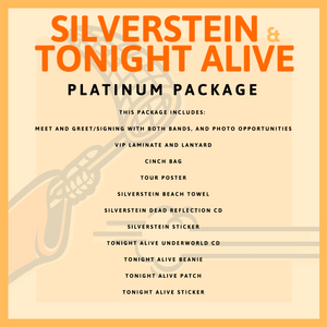 7 - FEB - LUBBOCK, TX - PLATINUM PACKAGE