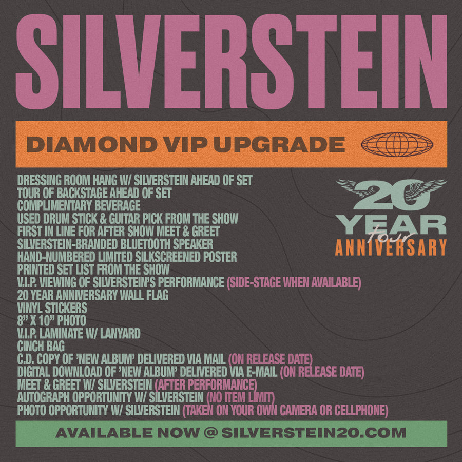 02.28.19 Silverstein VIP Upgrade - London, ON