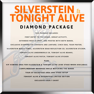 1 - FEB - ANAHEIM, CA - DIAMOND PACKAGE