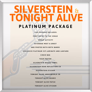 24 - JAN - LAWRENCE, KS - PLATINUM PACKAGE