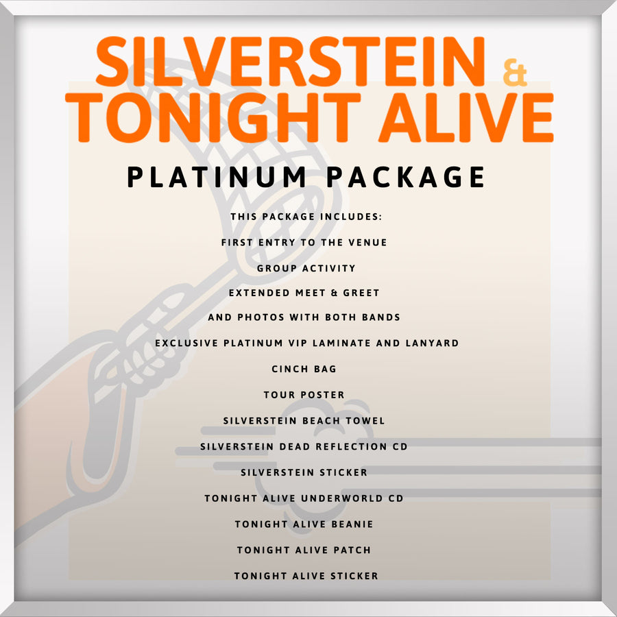20 - FEB - BALTIMORE, MD - PLATINUM PACKAGE