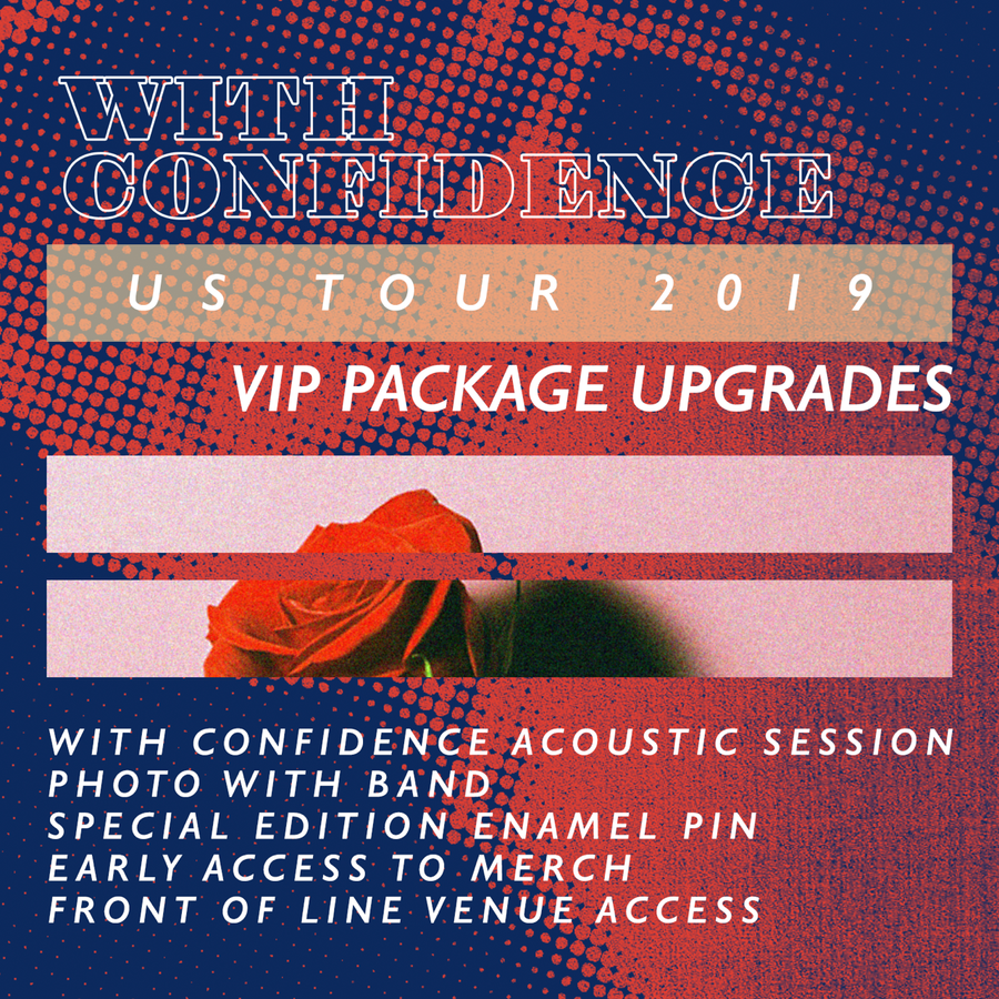 11.22.19 - With Confidence VIP Upgrade - Montreal, QC