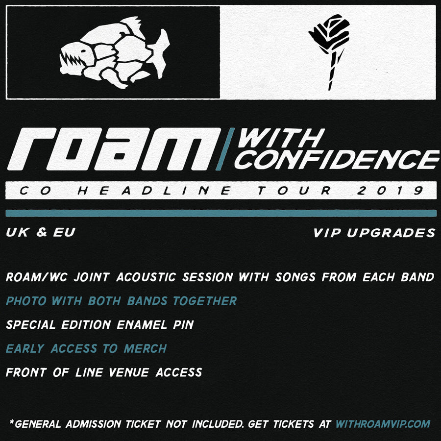 06.10.19 - With Roam VIP Upgrade - Eindhoven, Netherlands