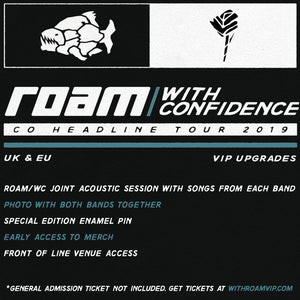 04.10.19 - With Roam VIP Upgrade - Frankfurt, Germany