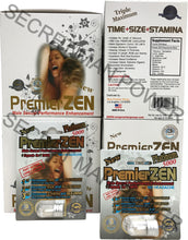 Genuine PremierZEN Platinum 5000 Male Enhancement Sexual Performance Enhancer