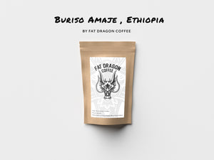 Buriso Amaje, Ethiopia - Single Origin Coffee Discovery Series