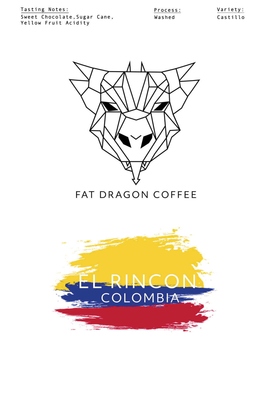El Rincon, Colombia - Single Origin Coffee Discovery Series