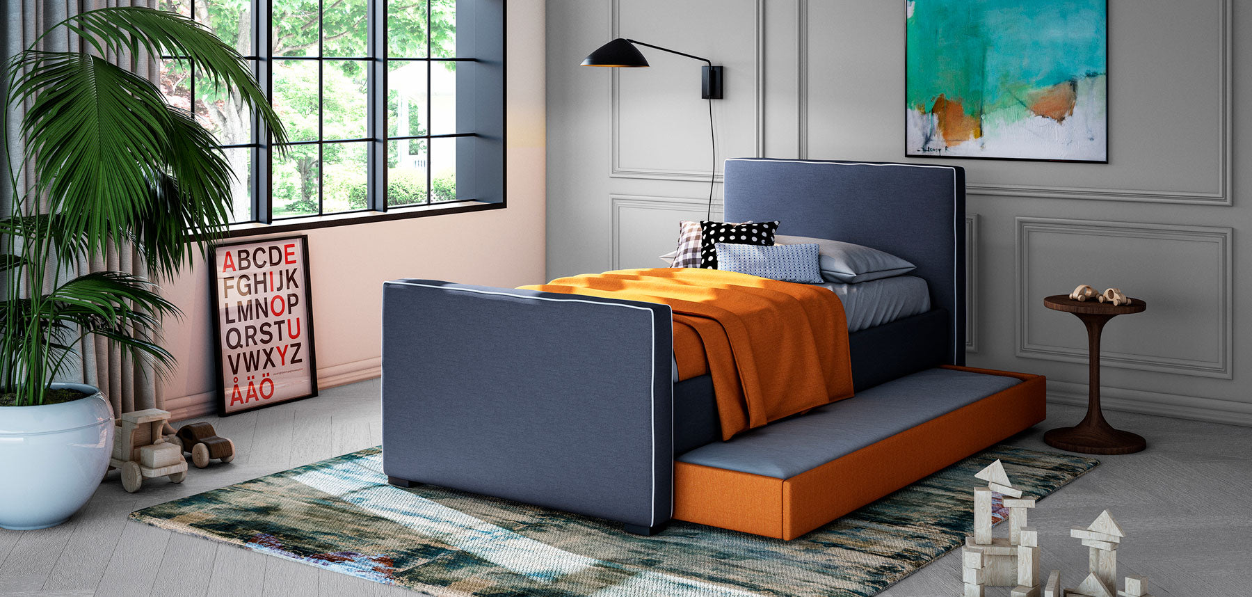 Monte Design Bed Accessories