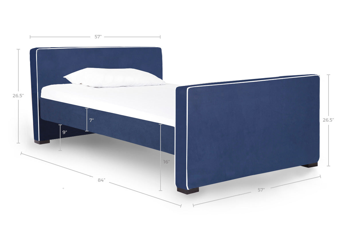 Modern Full Daybed Dimensions