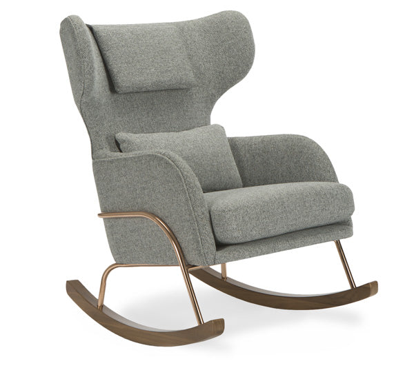 Buy Grand Jackson Rocker - Ultra Luxurious Nursery Gliders and Rockers by Monte Design