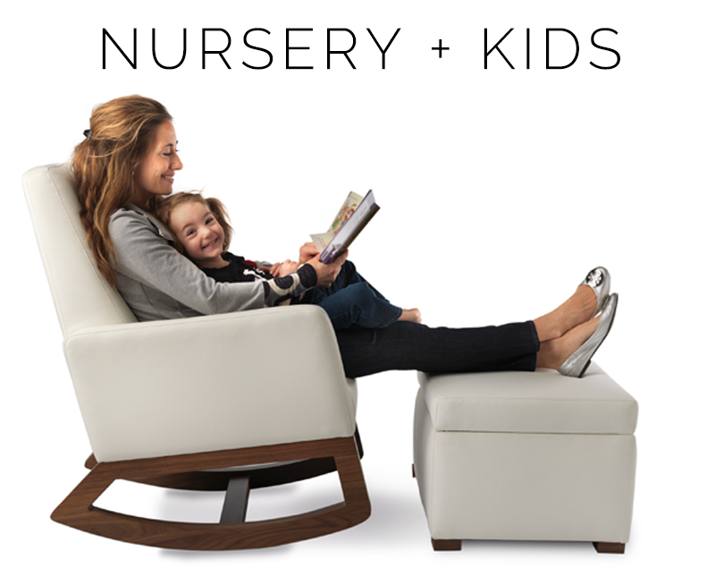 Buy your favourite nursery chair by Monte Design