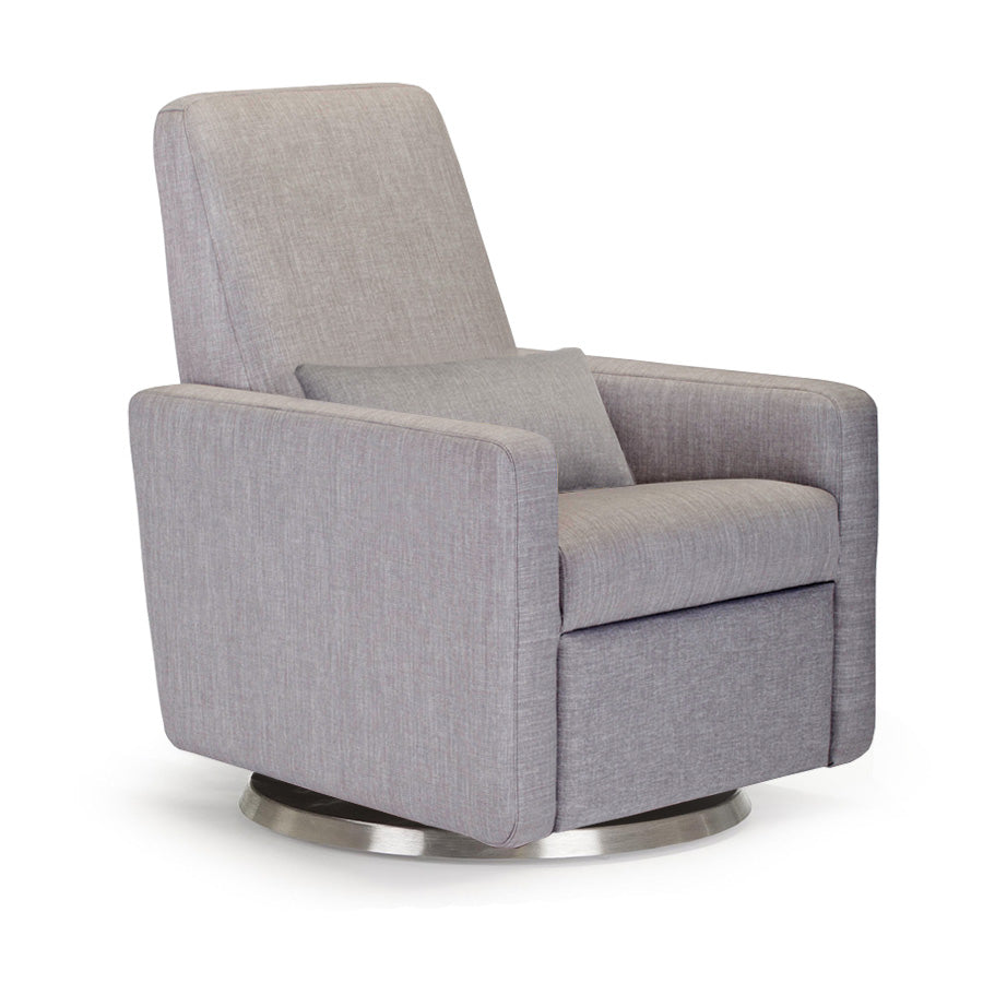 Quick Ship Grano Glider Recliner - Modern Nursery Glider Recliner Chair