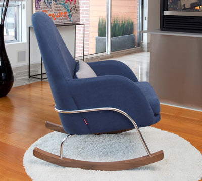 Buy Jackson Nursery Rocker - Beautifully Crafted Nursery Gliders and Rockers by Monte Design