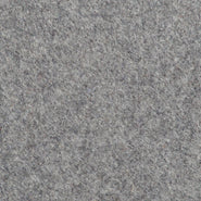 Light Grey Italian Wool Fabric Sample