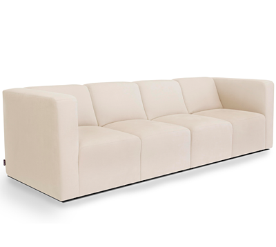 THE BRUCE 4-SEATER SOFA