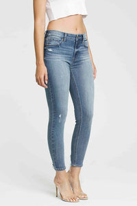 Clara High Rise Skinny - Some Like It Hot
