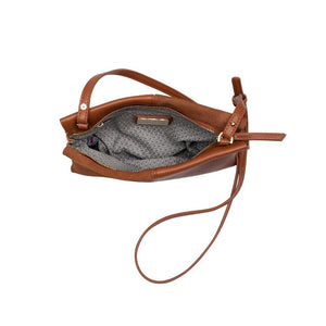 Aston Crossbody - Tan