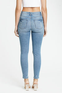Bella High-Rise Skinny -Wild At Heart