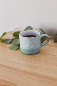 Rise & Shine Ceramic Coffee Mug