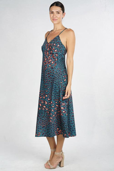 Rumi Printed Dress
